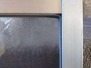 窓ガラスアップ