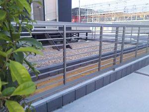 プレスタフェンス1型施工例②
