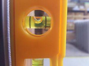 キャンドゥの水平器の垂直方向拡大