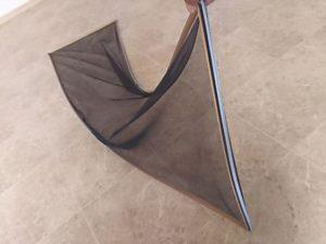 サーモス用の固定網戸